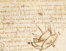 Il Codice Atlantico si svela a l'Aquila.