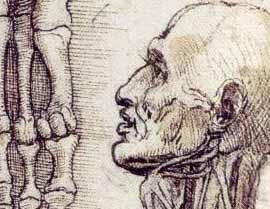 Codice Atlantico di Leonardo.